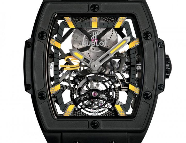 Hublot présente une nouvelle montre Ayrton Senna