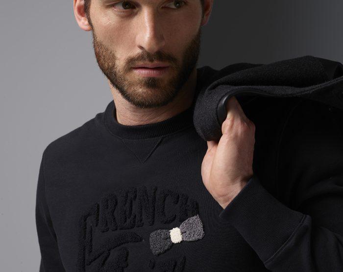 Le sweat-shirt French Flair d'Eden Park