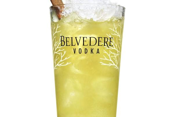 Ma semaine Belvedere : Collins Apple Pie & Cinnamon le samedi (qui compte double)