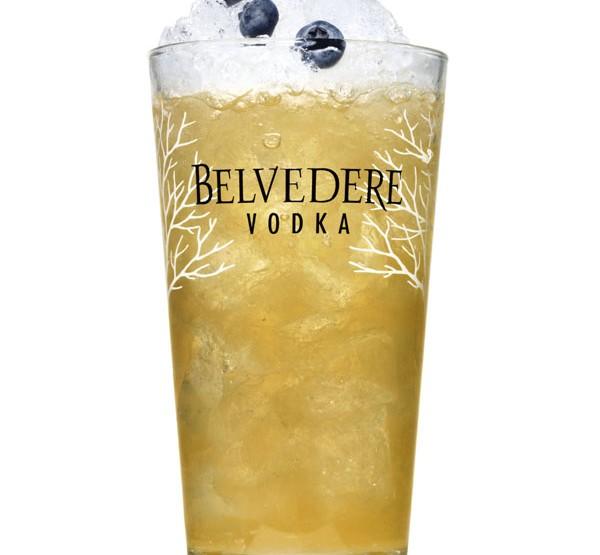 Ma semaine Belvedere : Collins muffin myrtille le jeudi