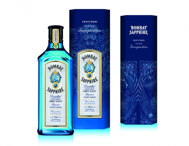 TheDreamTeam aime Bombay Sapphire pour Noël