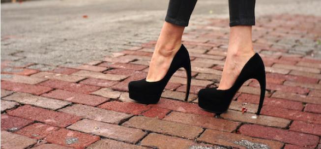 A toutes les obsédées de chaussures !!!