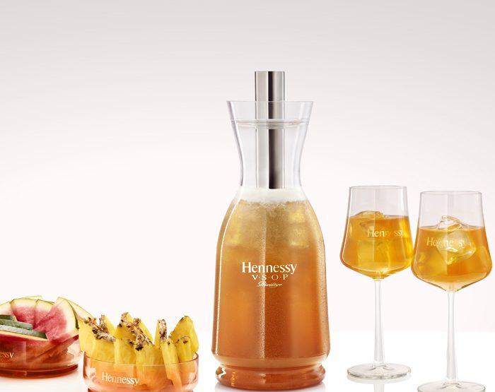 L'Hommage estival de Hennessy pour les 200 ans de VSOP