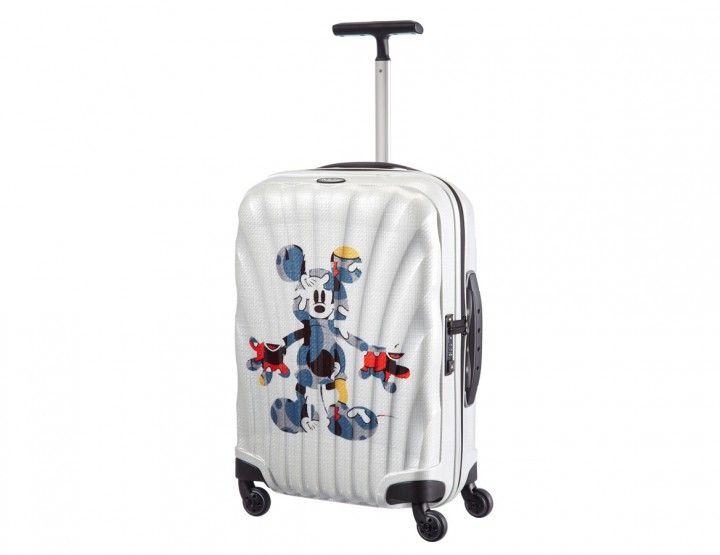 Samsonite joue la carte Disney