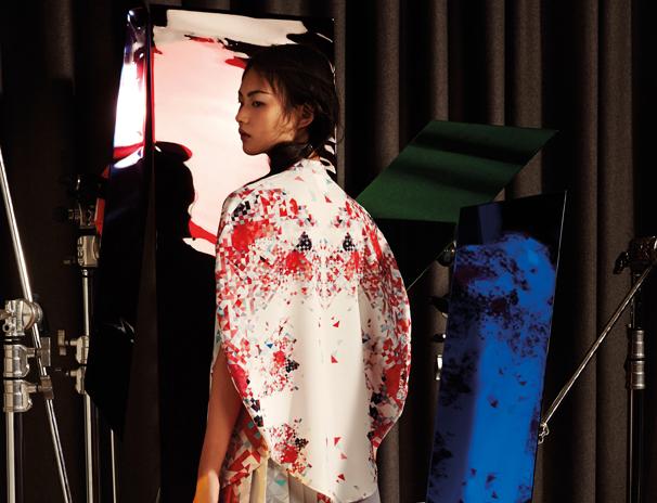 Christine Phung colore La Redoute