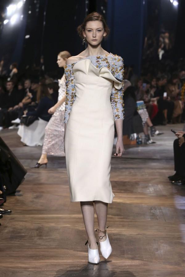 Dior, haute couture, printemps-été 2016