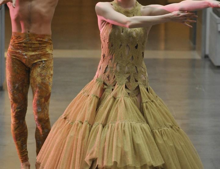 Franck Sorbier, défilé haute couture printemps-été 2016
