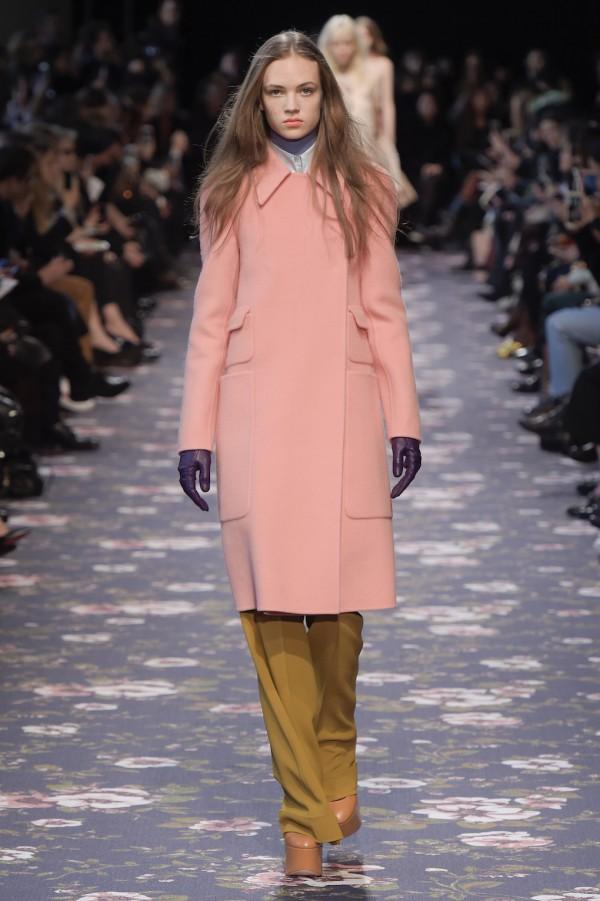 Rochas collection automne-hiver 2016-2017 - Paris