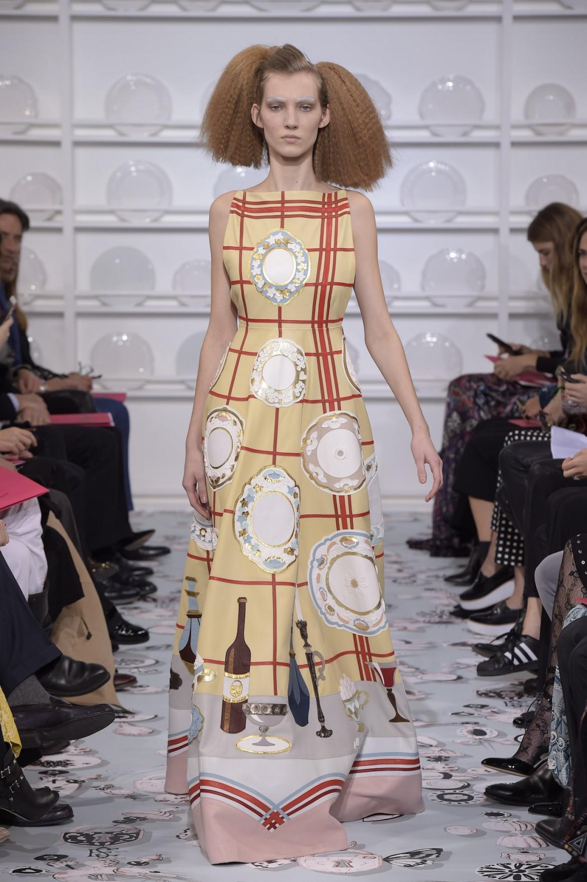 Schiaparelli, Haute Couture PE 2016 Paris