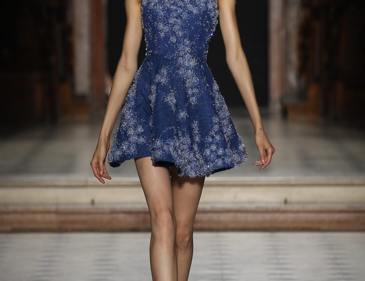 #PFW : Tony Ward, collection couture AH 2015 2016