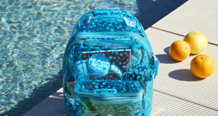 Un sac à l'eau
