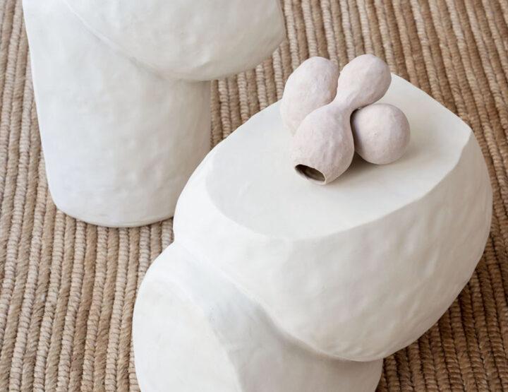 DESIGN - Une Tribu d'argile et de béton