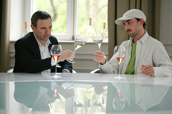 Frédéric Panaiotis et Alexandre Benjamin Navet ©Diane Moyssan