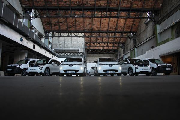 Jas Hennessy & Co passe aux véhicules électriques