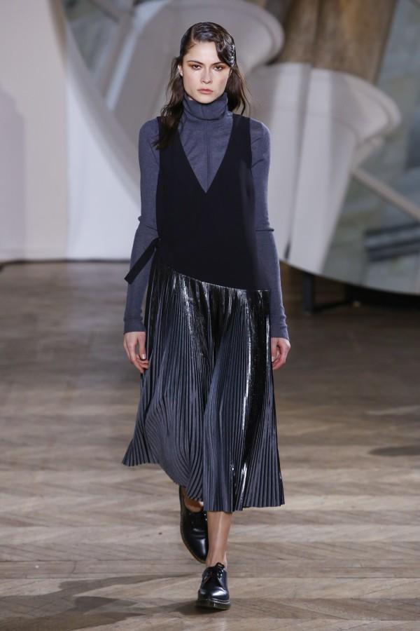 Gauchère collection pap, automne-hiver 2016-2017 - Paris