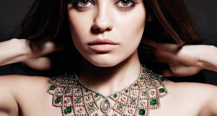 Mila Kunis ambassadrice de Gemfields