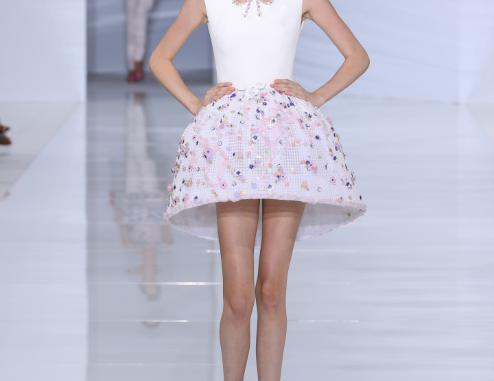#PFW : Georges Hobeika, collection couture AH 2015 2016