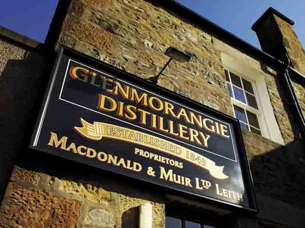 Glenmorangie présente Companta