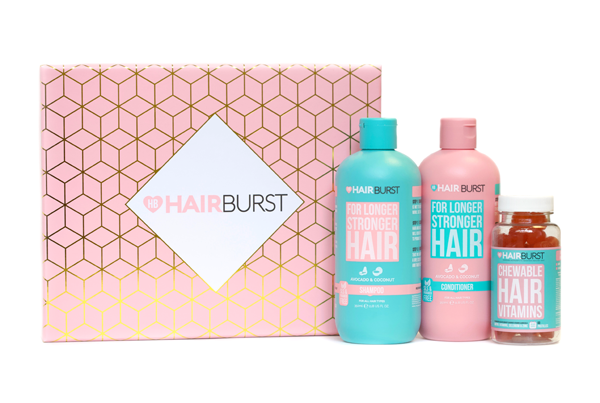 HAIRBURST - Coffret cheveux - 50.99€