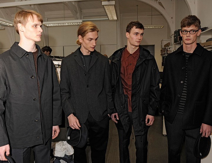 Mode Homme Londres - Margaret Howell