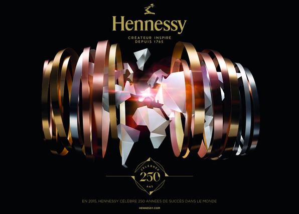 H250 - programme d'un anniversaire Hennessy d'exception