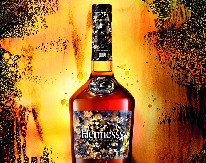 Hennessy donne carte blanche à Vhils