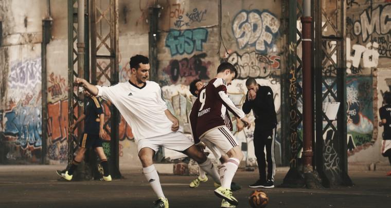 Foot x Culture = Underground Football Club