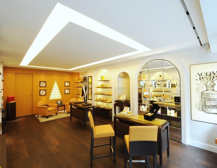 Acqua Di Parma ouvre à Paris