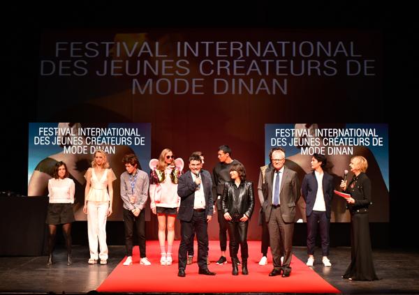 Le festival des jeunes créateurs de mode de Dinan dévoile ses gagnants