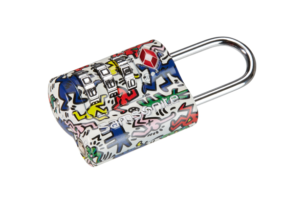 Keith Haring by Samsonite