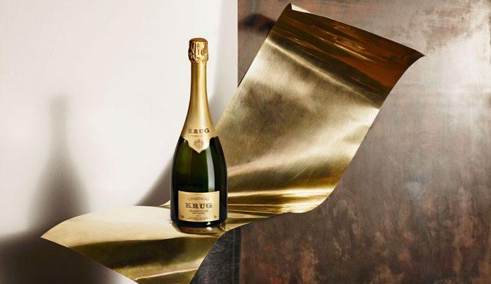 Krug récompensé par Wine & Spirits Magazine