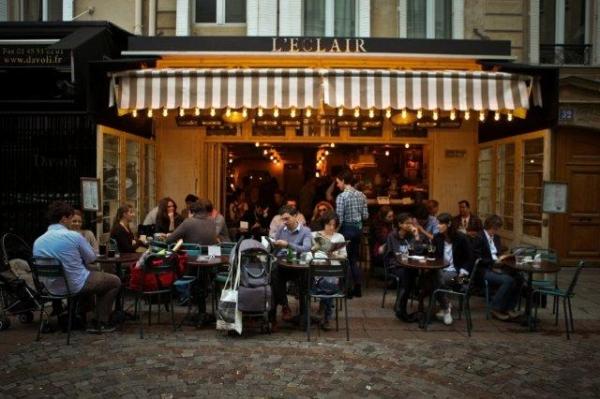 Envie d'une terrasse à Paris?