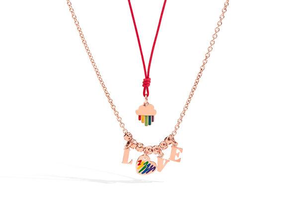 LGBTQ+ DODO NECKLACE LOVE (2)