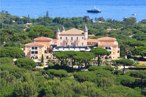 Chopard s'invite au Château de la Messardière à Saint‐Tropez
