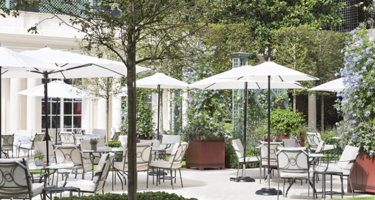 PARIS CHIC - Jardin éco responsable