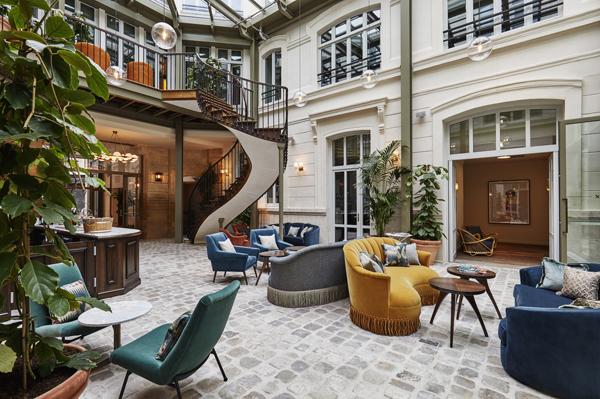 L'hôtel atypique The Hoxton débarque à Paris