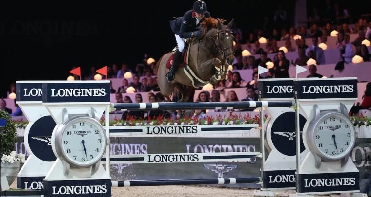 Retour sur le Longines Masters de Paris 2015
