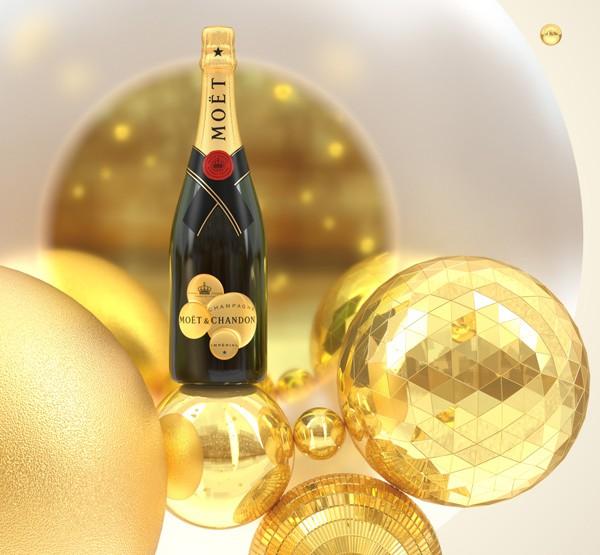 Champagnes de fêtes