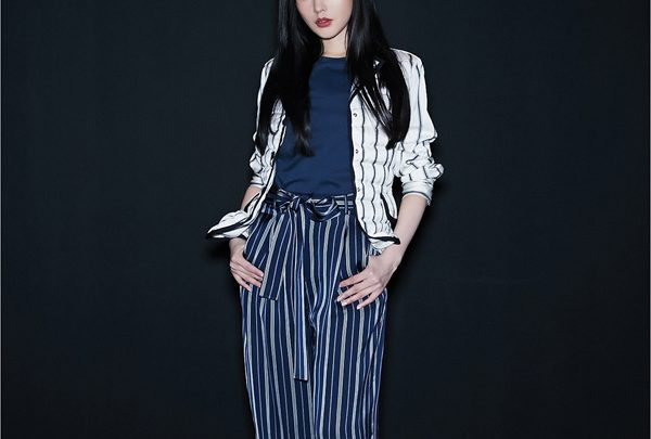 Crystal Zhang, nouveau visage de Moncler