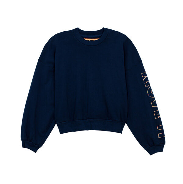 MOTHER – Collection Move It, The Loosen Up Crop – 145€