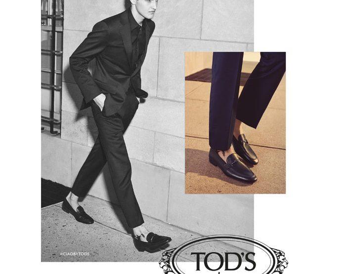 Tod's rend hommage au mythique CIAO