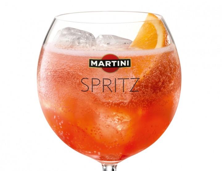 Martini Spritz : cocktail de renommée internationale