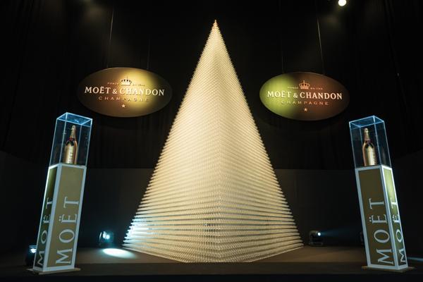 Le nouveau record fou de Moët & Chandon