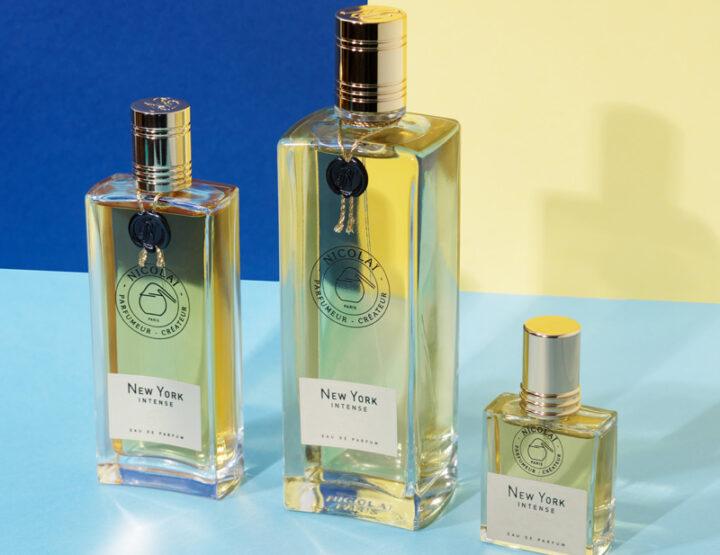 Les parfums Nicolaï grandissent