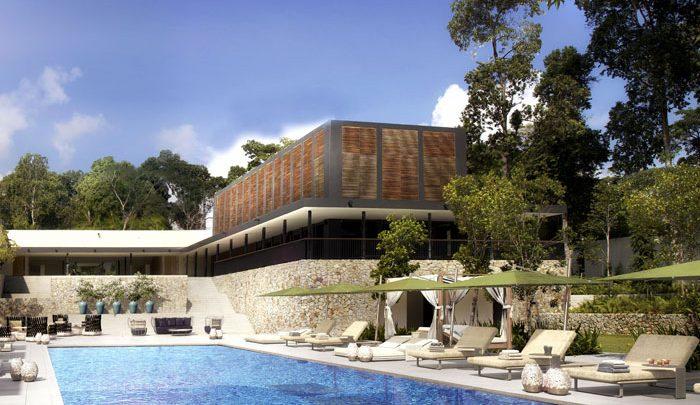 Le nouveau resort de One&Only en Malaisie