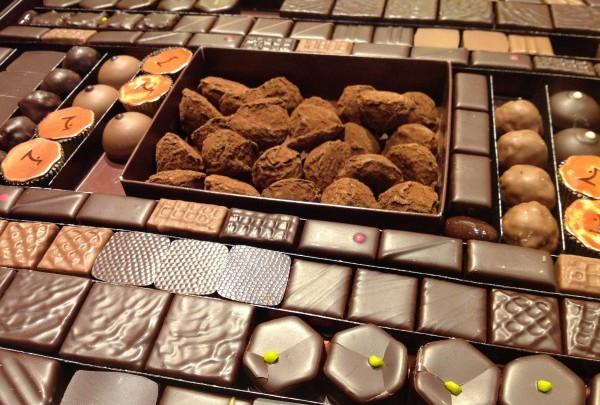 Le Chevalier de La Maison du Chocolat