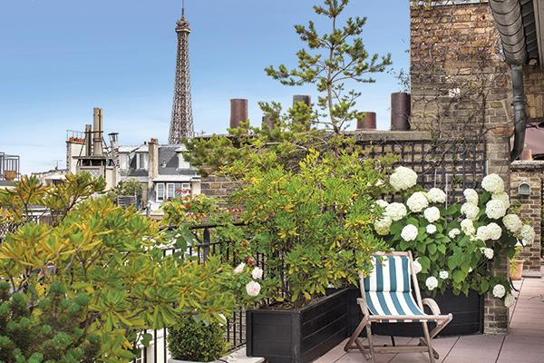 Les plus belles terrasses de Paris - Été 2017