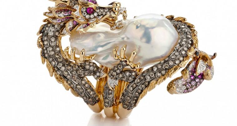 The Dragon Pearl Collection de Roberto Coin