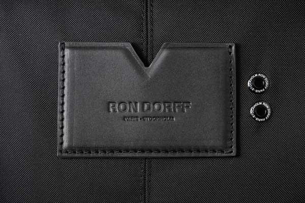 Le sac de rentrée Ron Dorff x Florian Denicourt