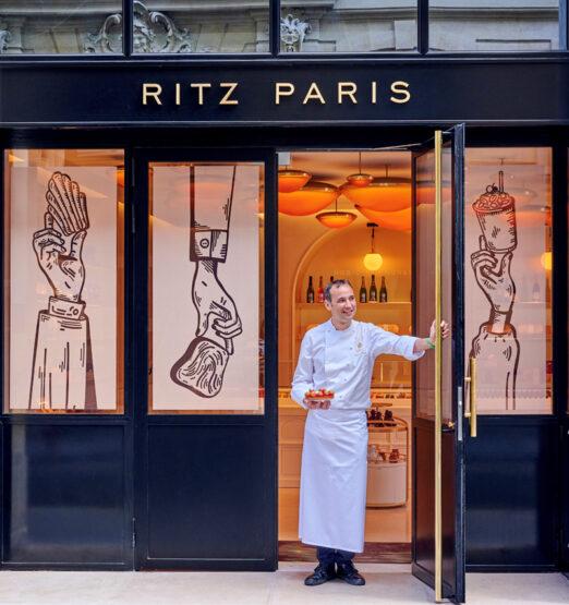 Boutique gourmande du Ritz